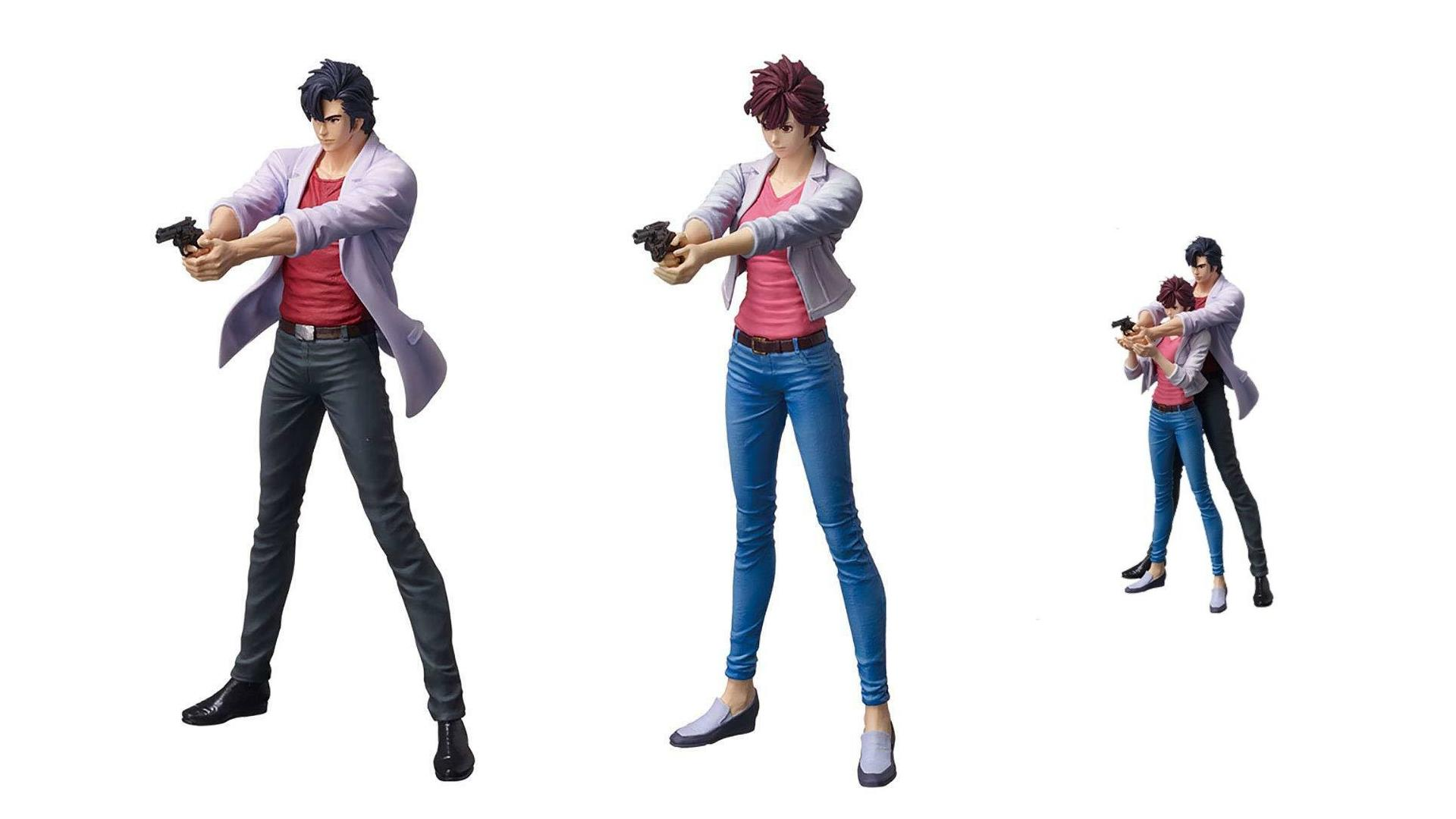 Figurines Banpresto City Hunter
